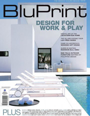 BluePrint Vol. 5 2011 - PD BA Office, Cortefiel, Etiqueta Negra